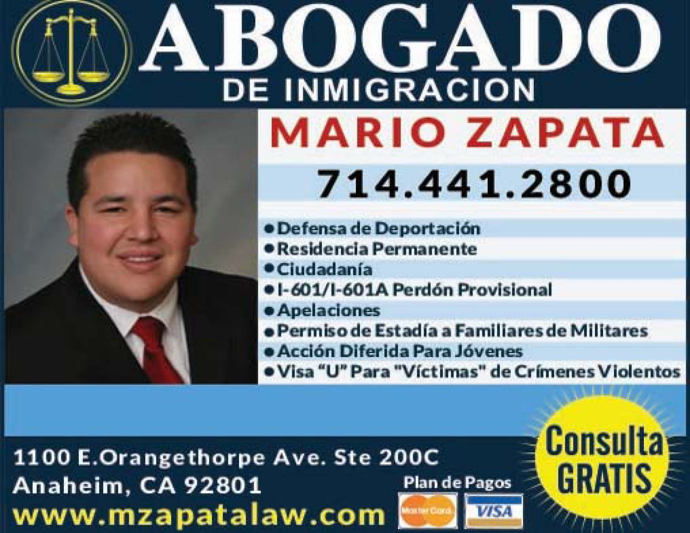 Law Office of Mario Zapata image 6