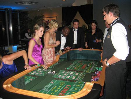 Cincinnati Casino & Poker Rentals