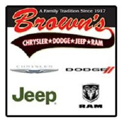 Brown's Jeep Chrysler Dodge Ram