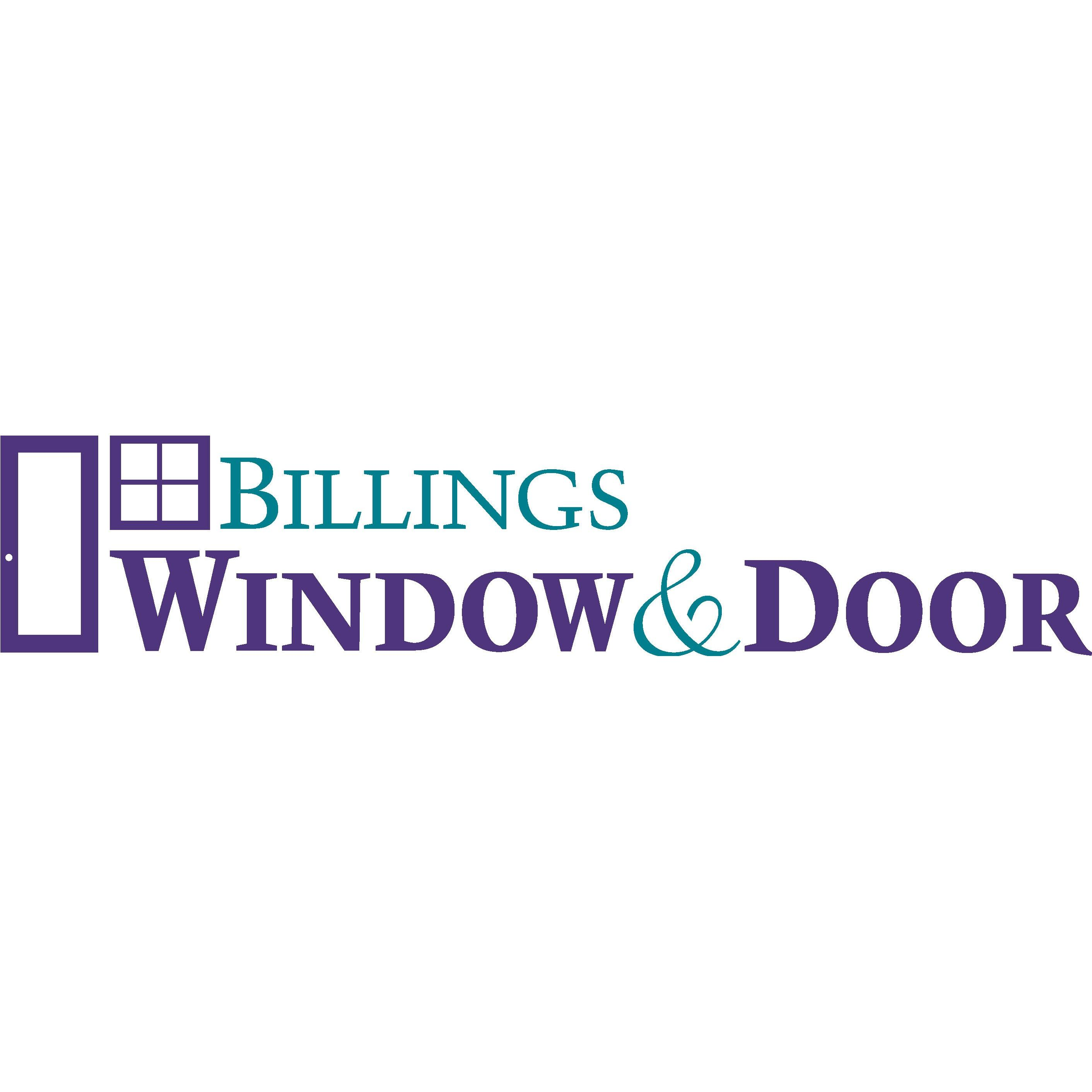 Billings Window and Door