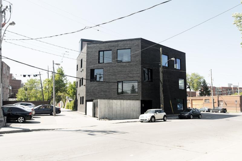 Construction Irenée Paquet & Fils à Montréal