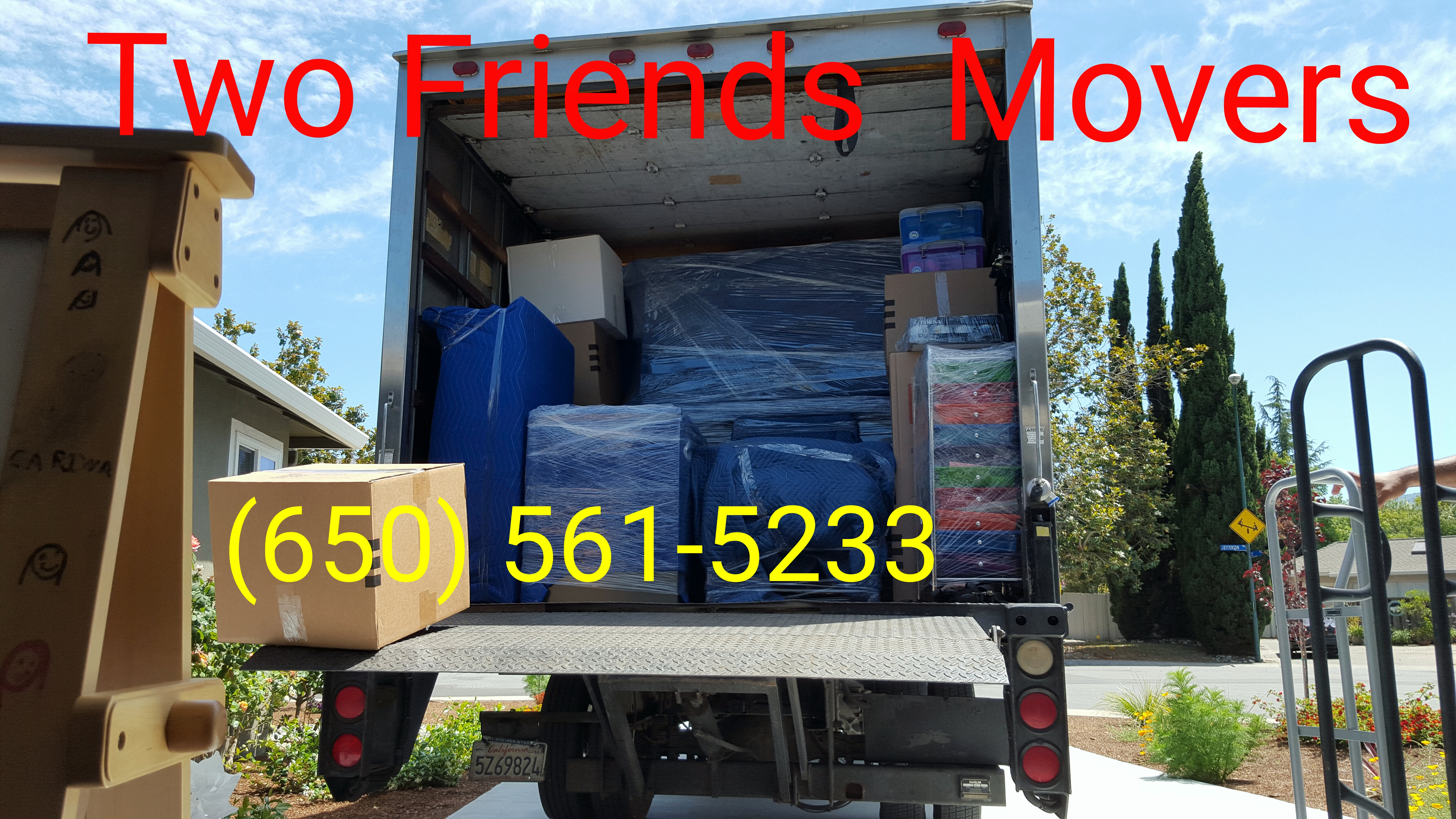 two friends movers image 0