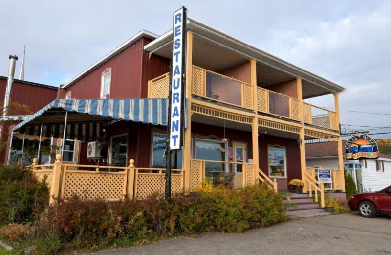 Hotel Motel Baie Ste Catherine - Baie-Sainte-Catherine, QC G0T 1A0 - (418)237-4271 | ShowMeLocal.com