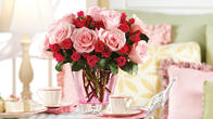 We have floral arrangements and Anniversary gifts that range from extravagant to traditional.