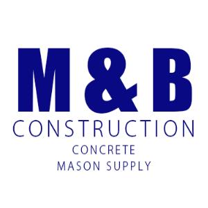 M & B Construction