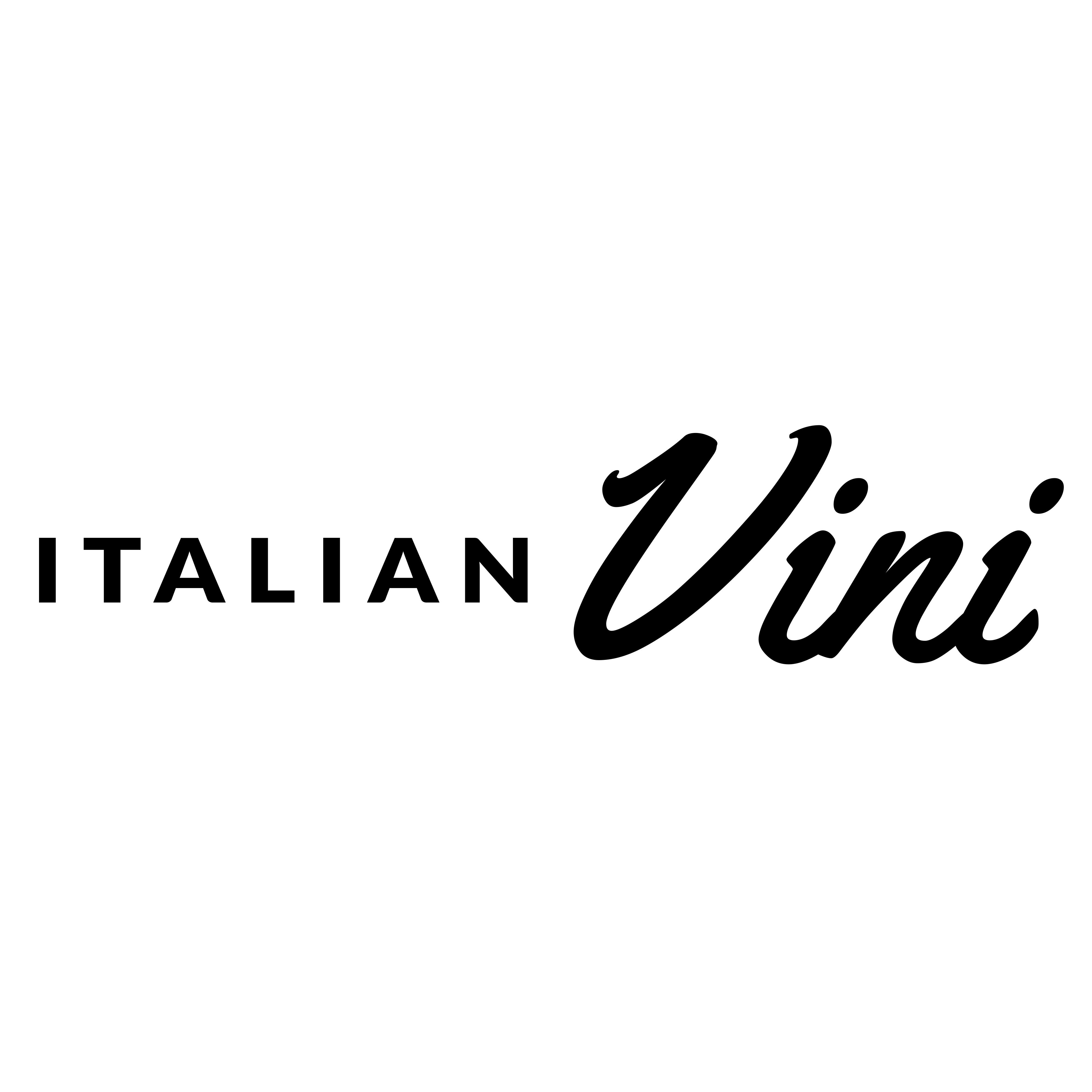 Italian Vini