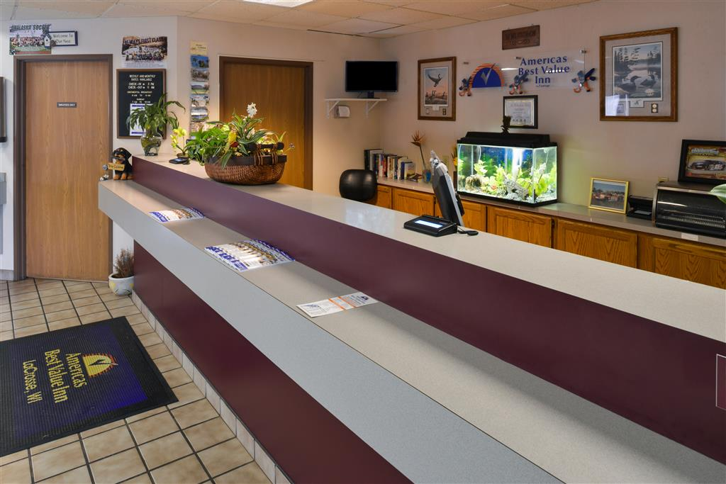 Americas Best Value Inn La Crosse image 4