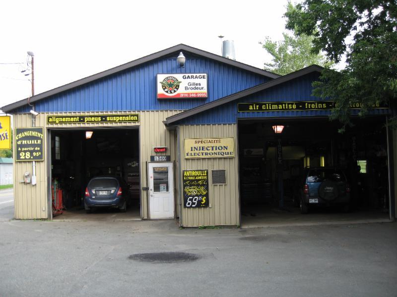 Garage Brodeur Inc à Sherbrooke