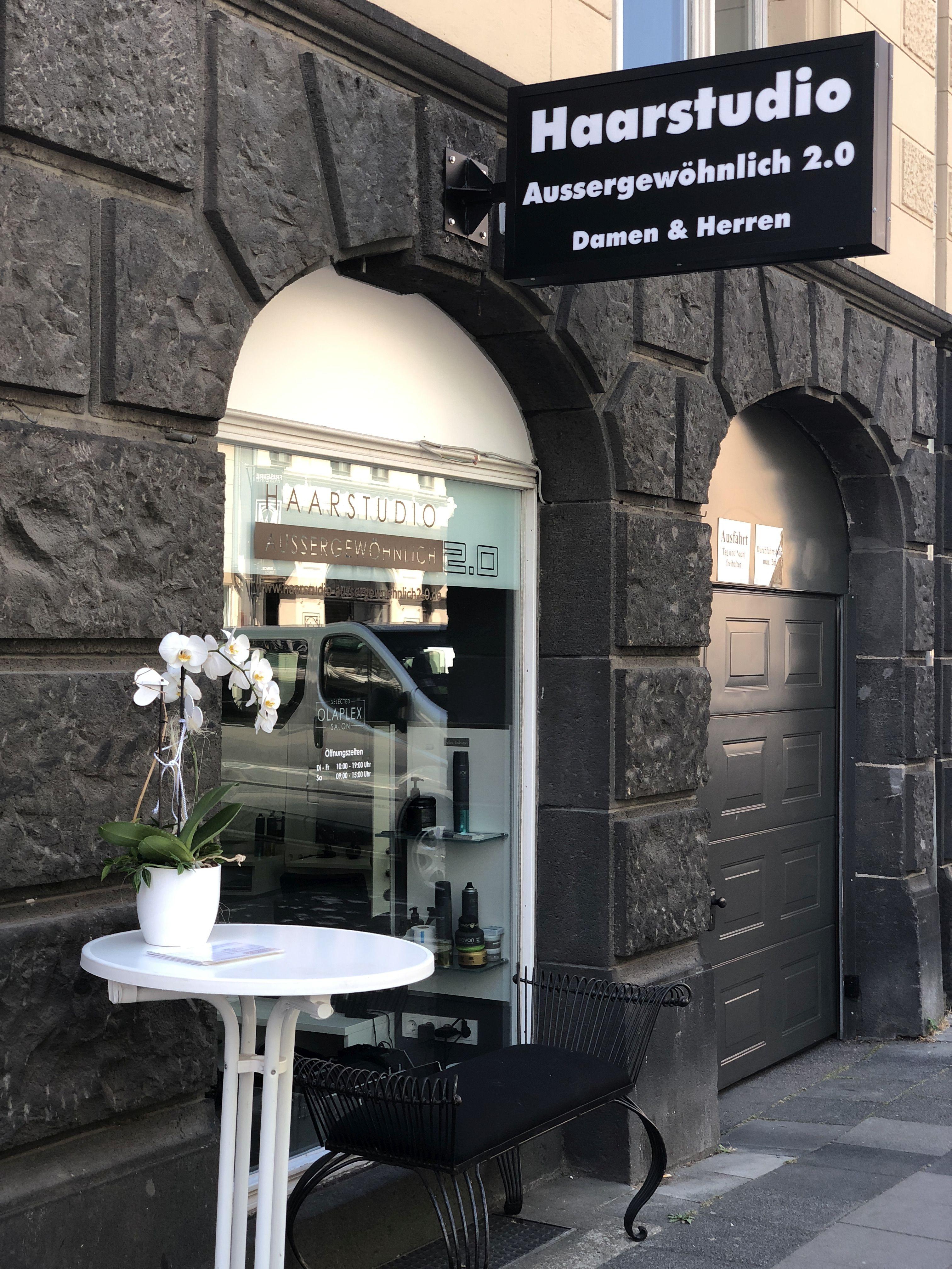 Haarstudio Aussergewöhnlich 2.0, Gladbacher Str. 17 in Köln
