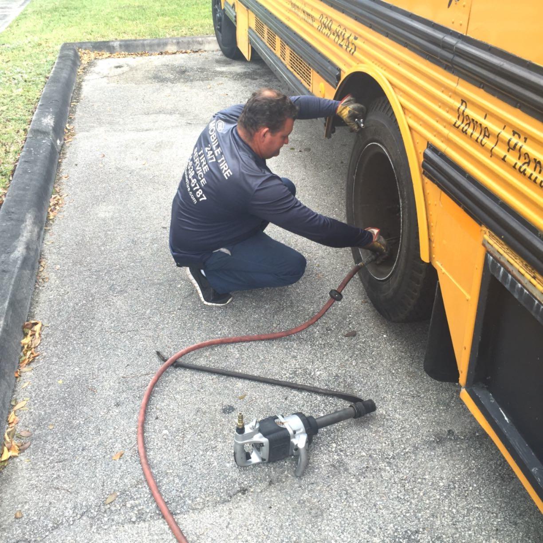 S.O.S Mobile Tire Repair image 1