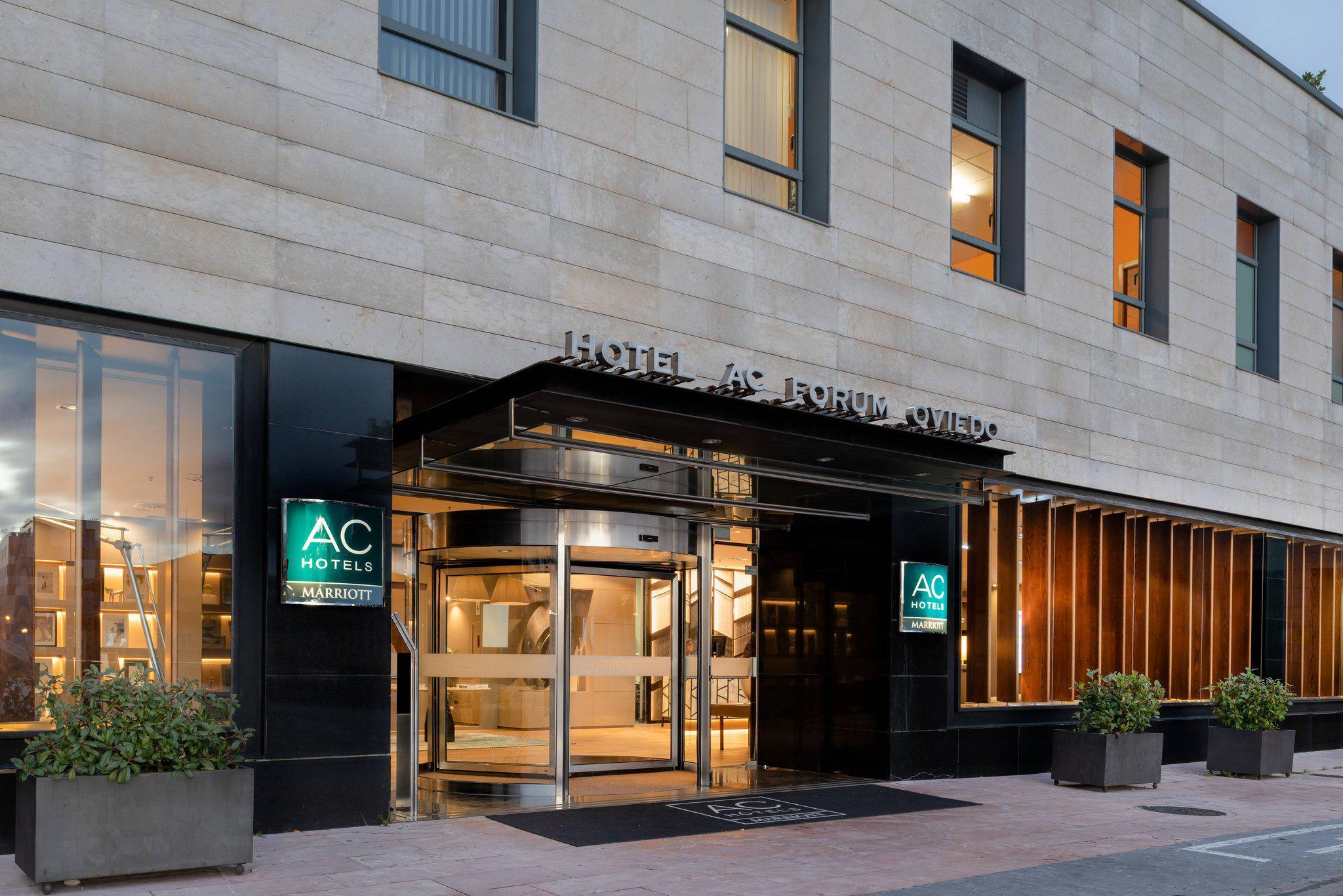 AC Hotel by Marriott Oviedo Forum