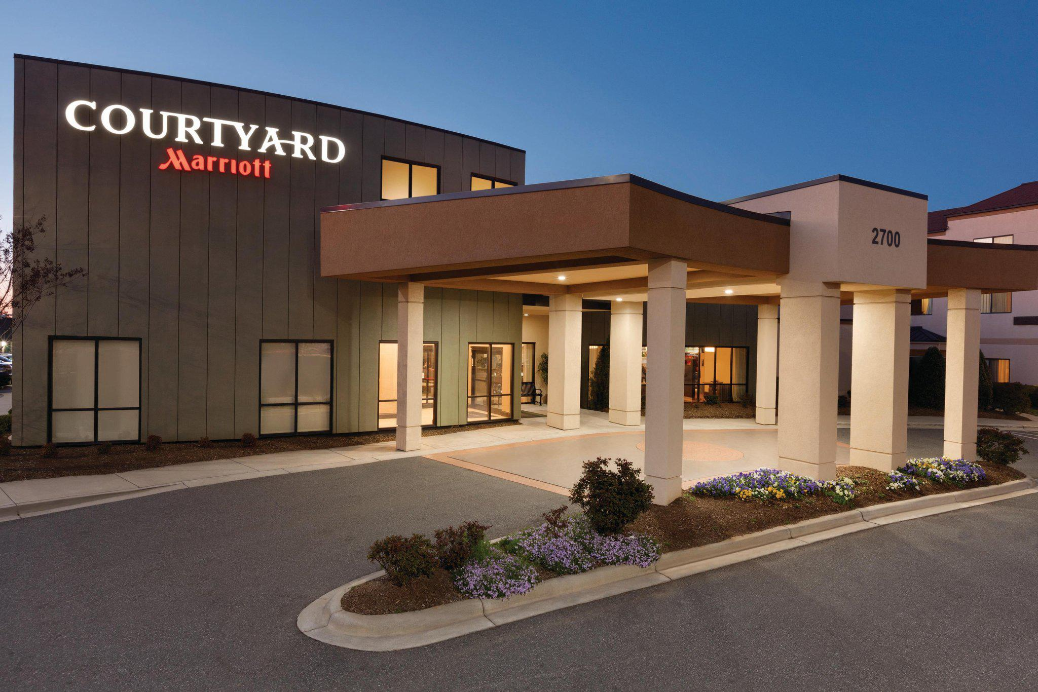 Courtyard by Marriott Charlotte Airport North