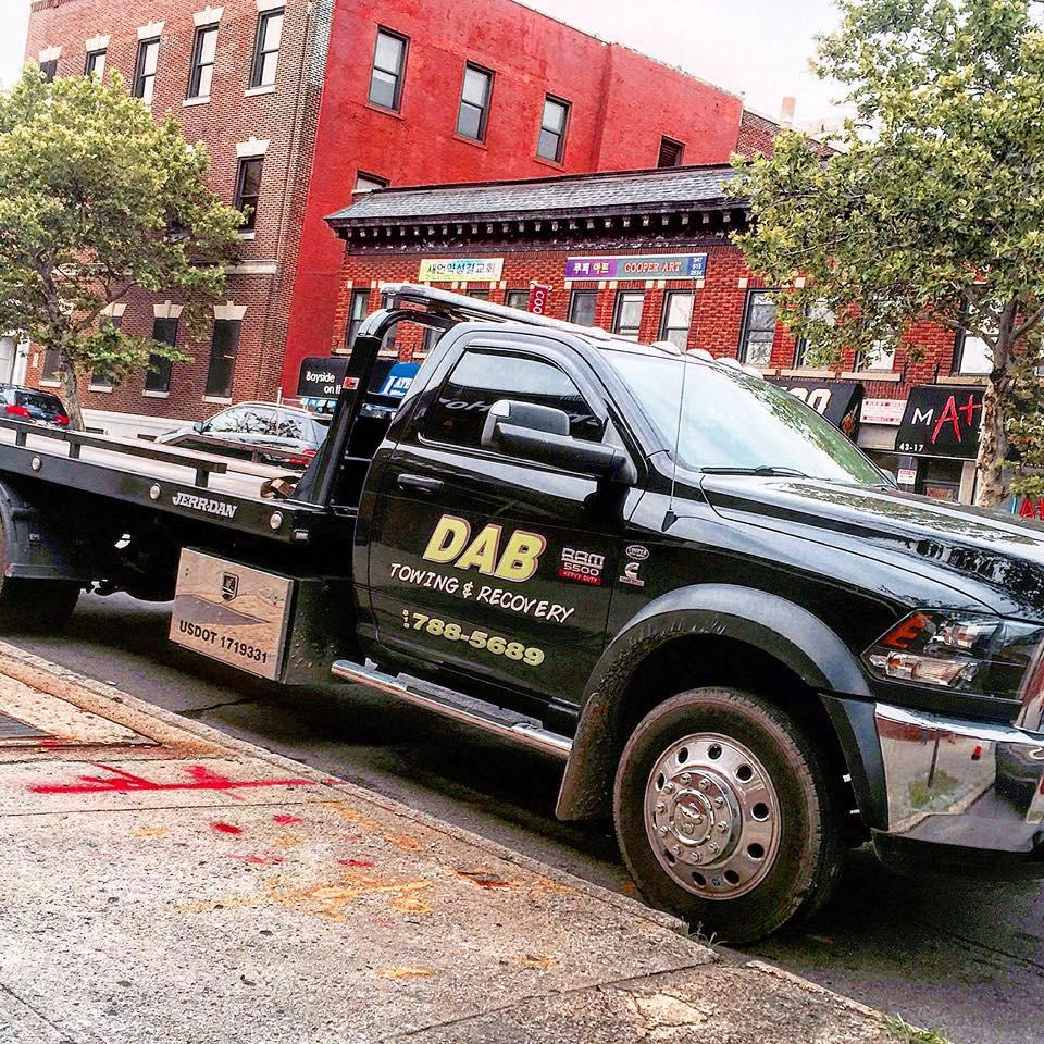 DAB Towing & Recovery - Middle Grove, NY 12850 - (518)788-5689 | ShowMeLocal.com