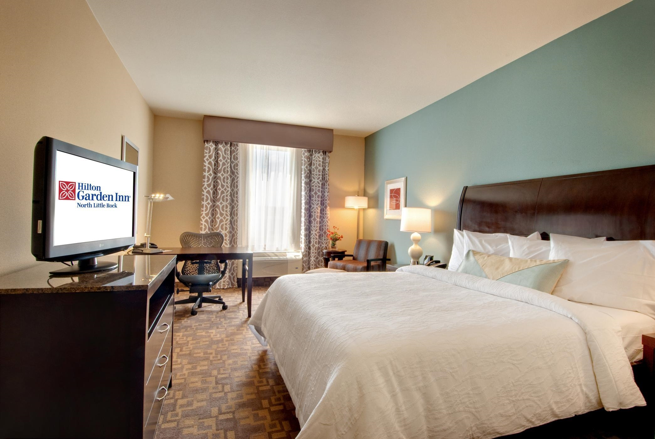 Hilton Garden Inn North Little Rock 4100 Glover Lane North Little Rock, AR  Hotels U0026 Motels   MapQuest