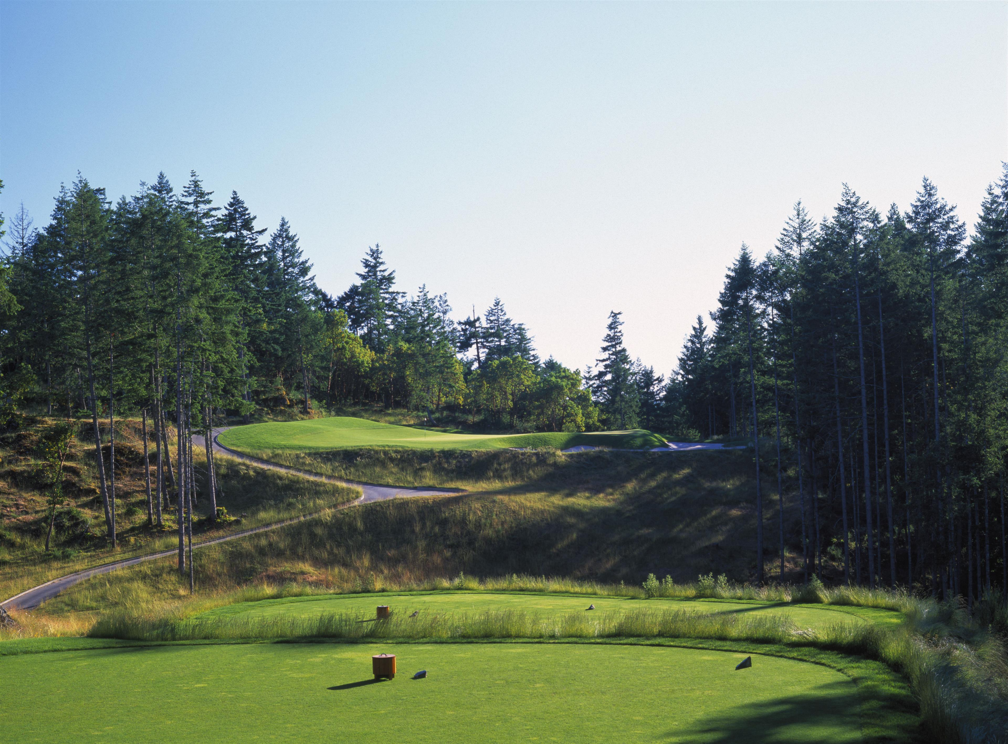 The Westin Bear Mountain Golf Resort & Spa, Victoria in Victoria: Mountain Hole #7