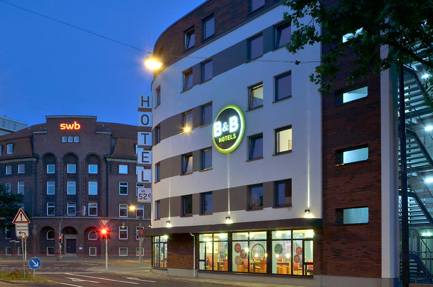 B&B Hotel Bremen-Hbf, Findorffstraße 28-32 in Bremen