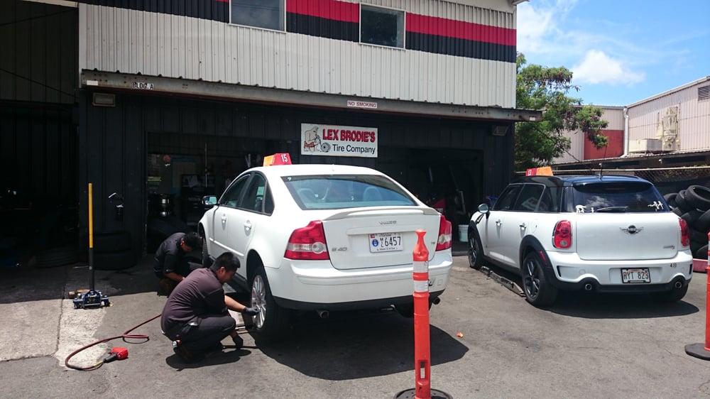 Lex Brodie's Tire, Brake & Service Company image 0