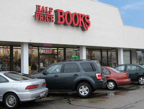Half Price Books in North Olmsted, OH, photo #2