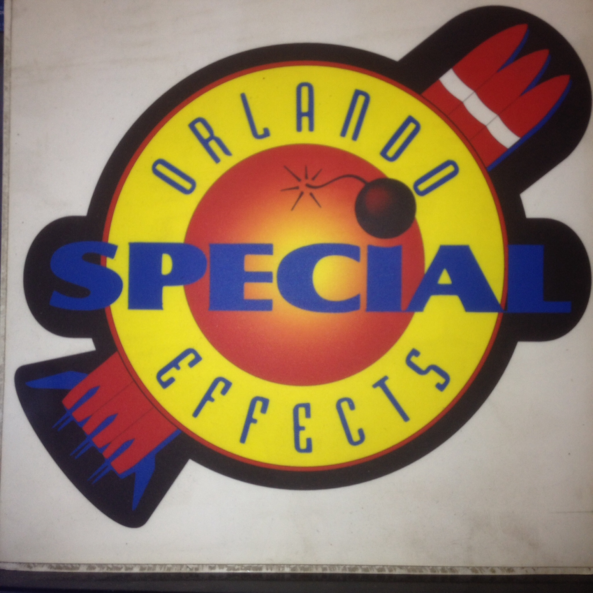 Orlando special effects