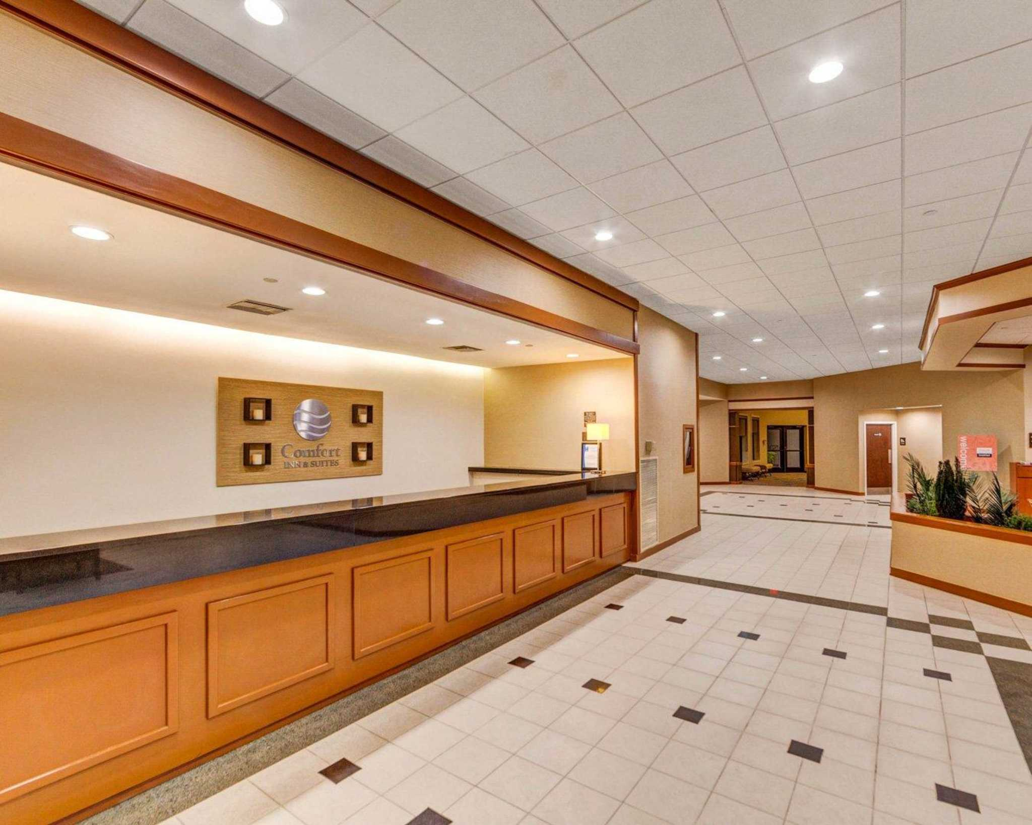 Comfort Inn & Suites Plano East image 15