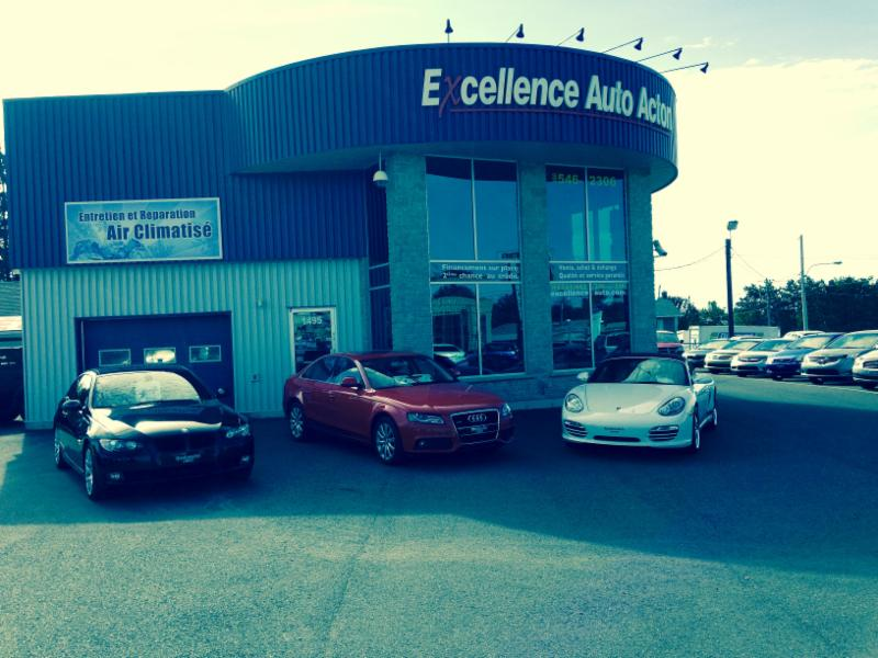 Excellence Auto Acton Inc à Acton Vale