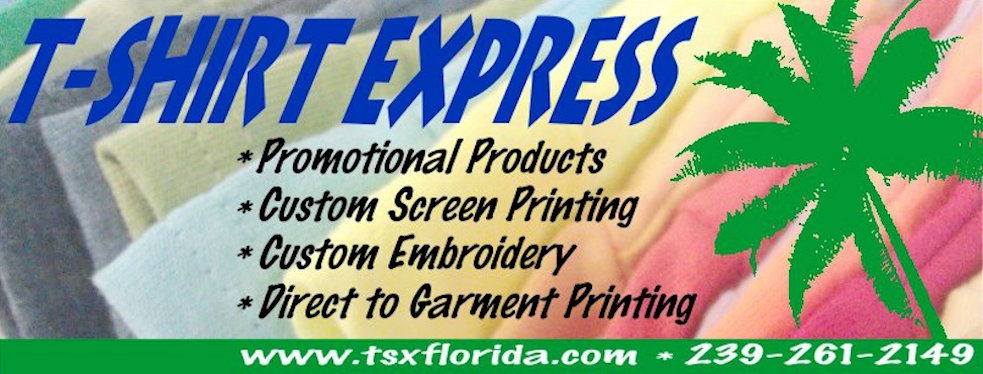 T shirt express at rd avenue north naples fl on fave