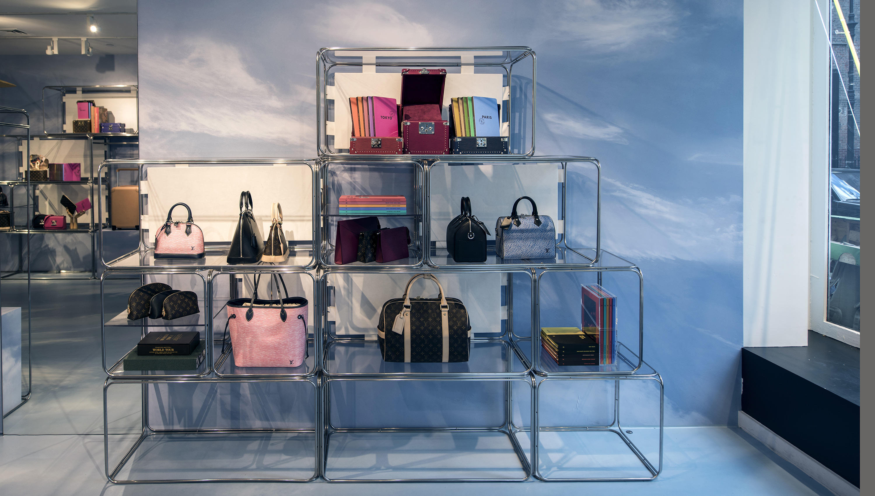 Louis Vuitton New York Soho -  Pop-up Store image 1