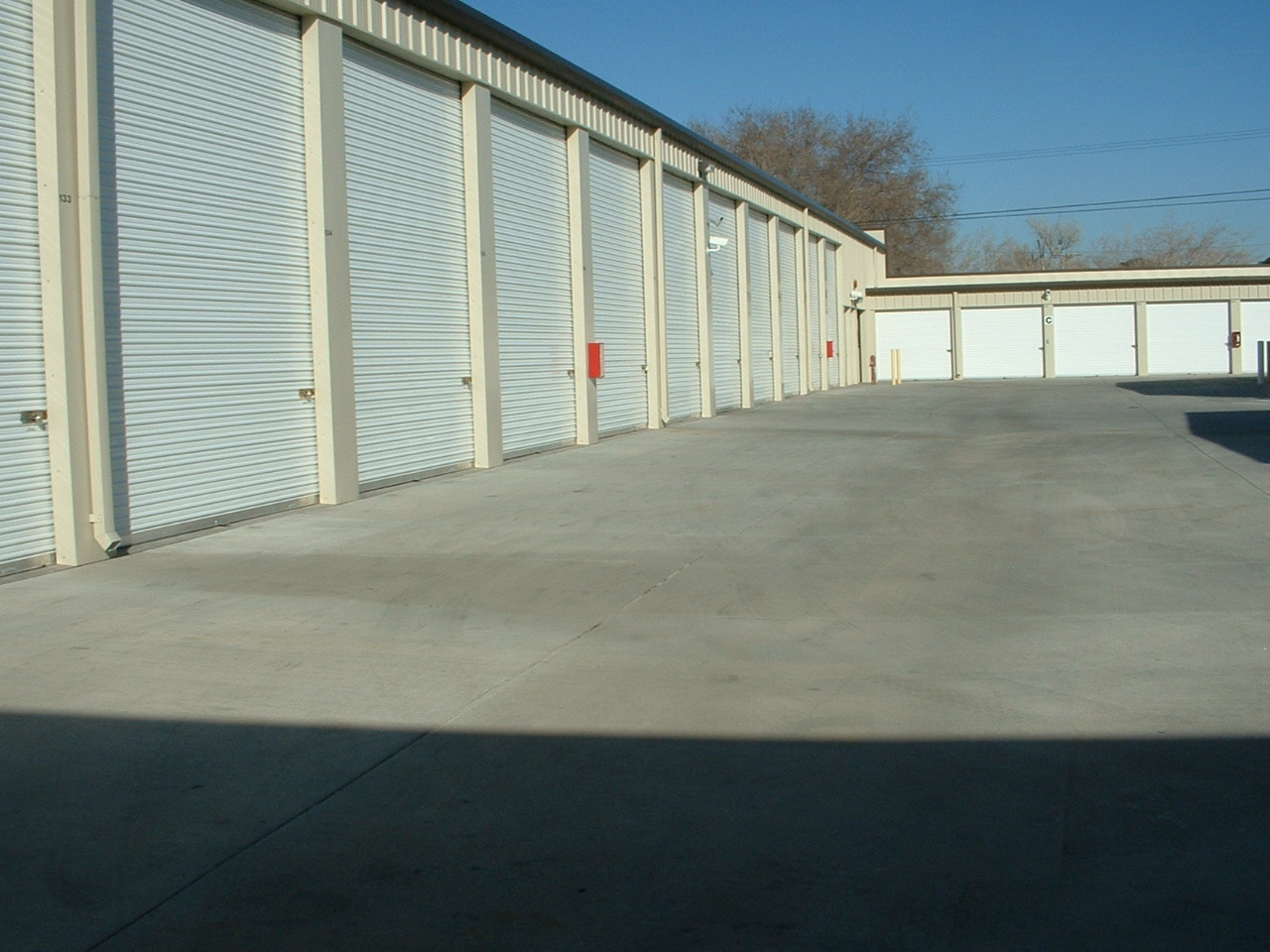 Storage Express Lancaster - Inside RV / Boat Storage