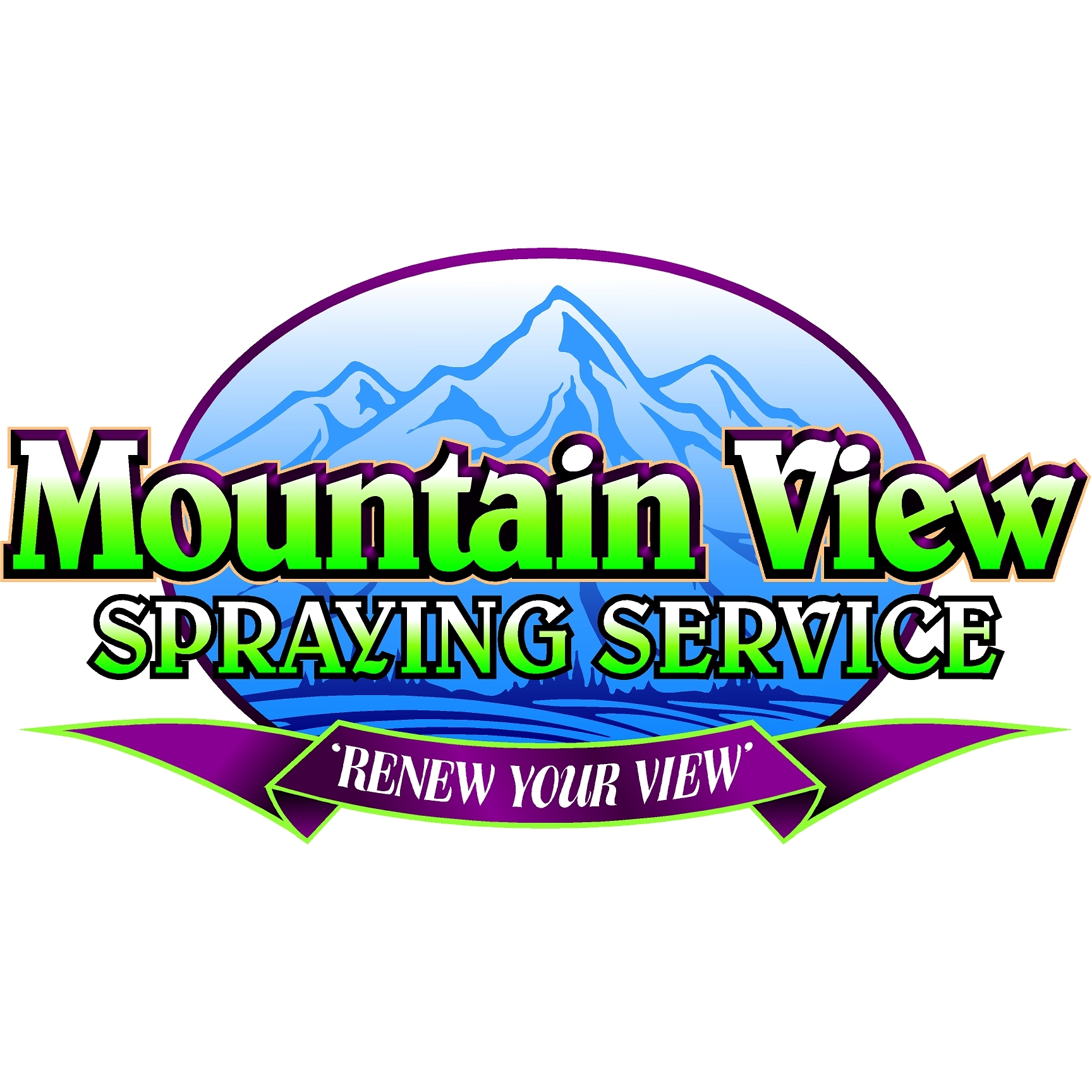 Mountain View Spraying Service