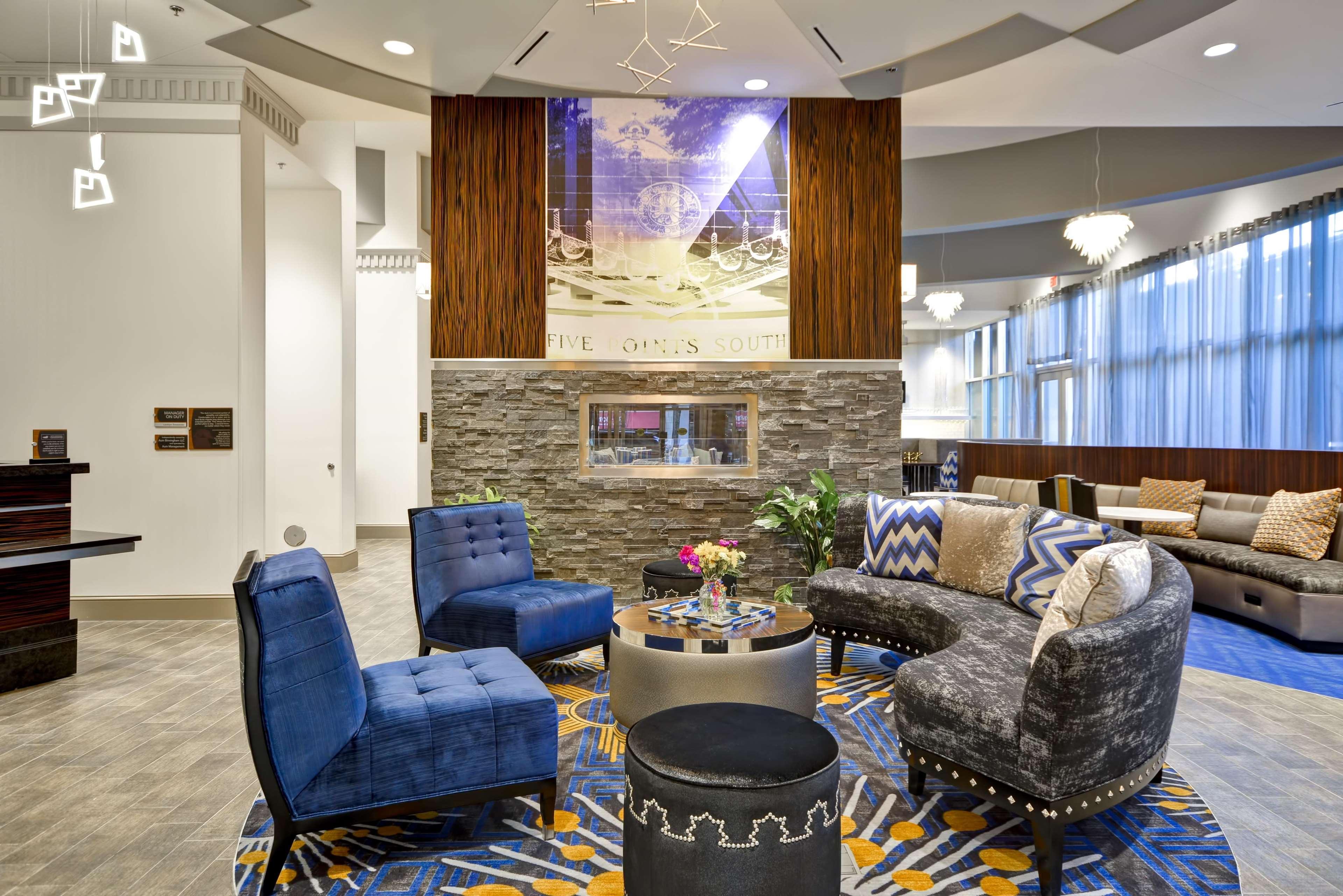 Homewood Suites by Hilton Birmingham Downtown Near UAB image 3