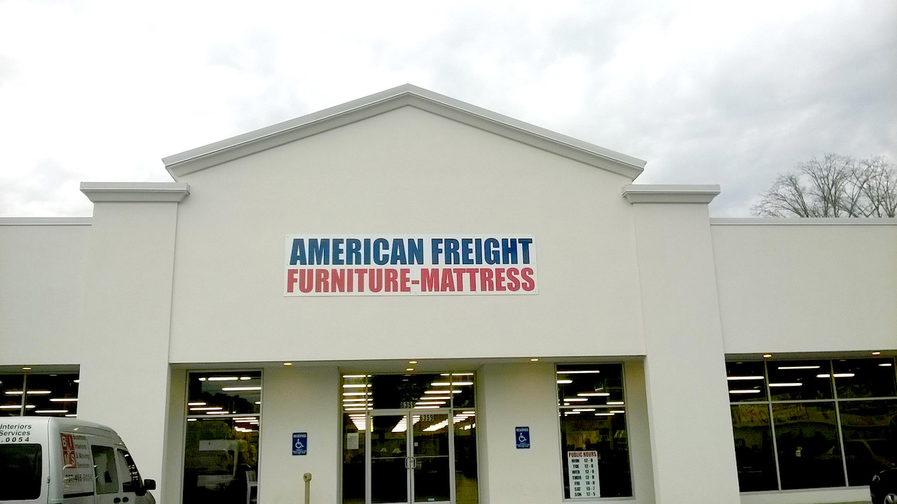 American Freight Furniture And Mattress In Norfolk Va 757 461 4