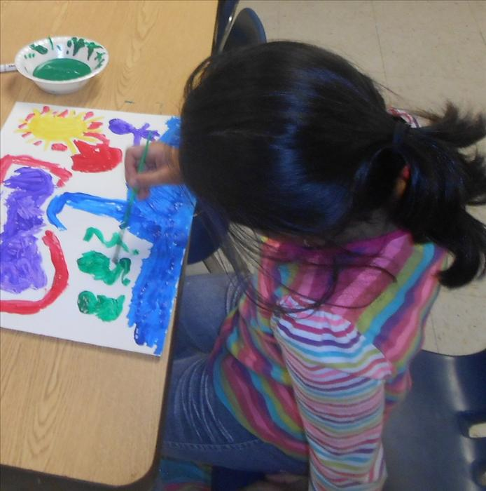 This is What Learning Looks Like: Nurturing creativity through expressive art.