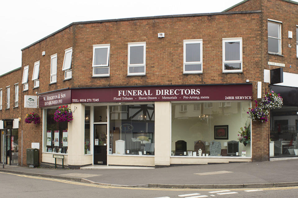 W Heighton & Son Funeral Directors