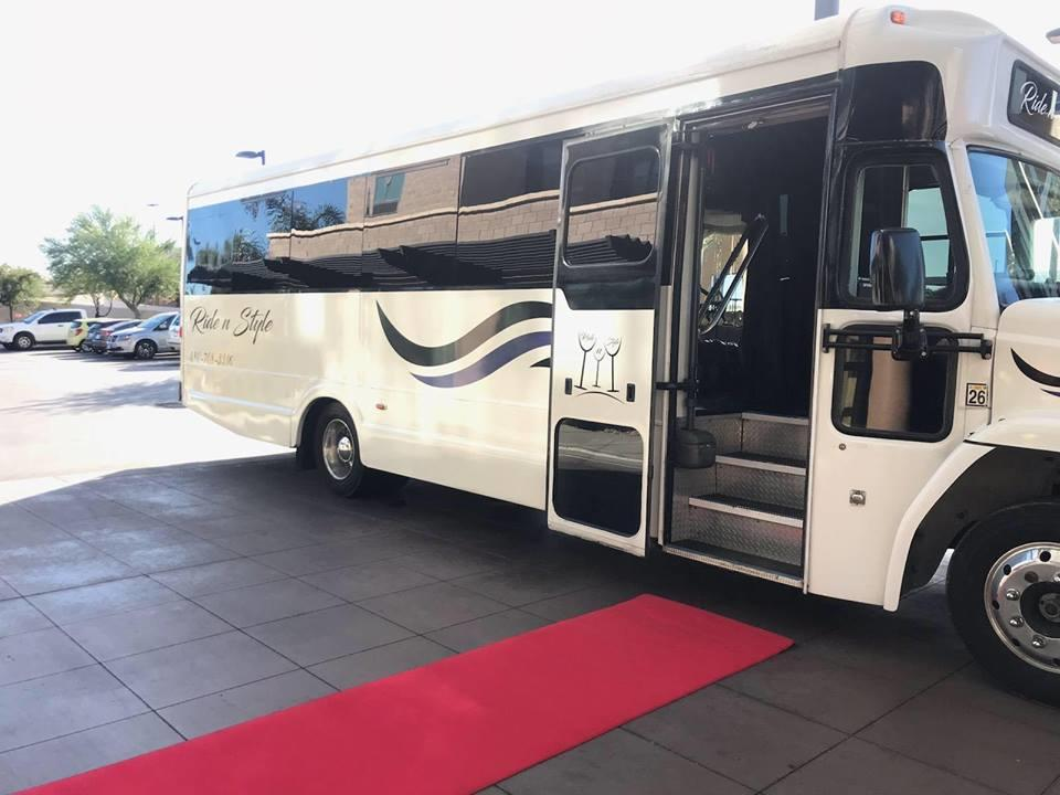 Ride N Style Limousines & Party Buses