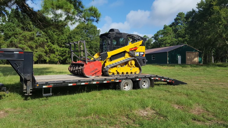 Texas Ace Land Clearing   Land Clearing Houston image 20