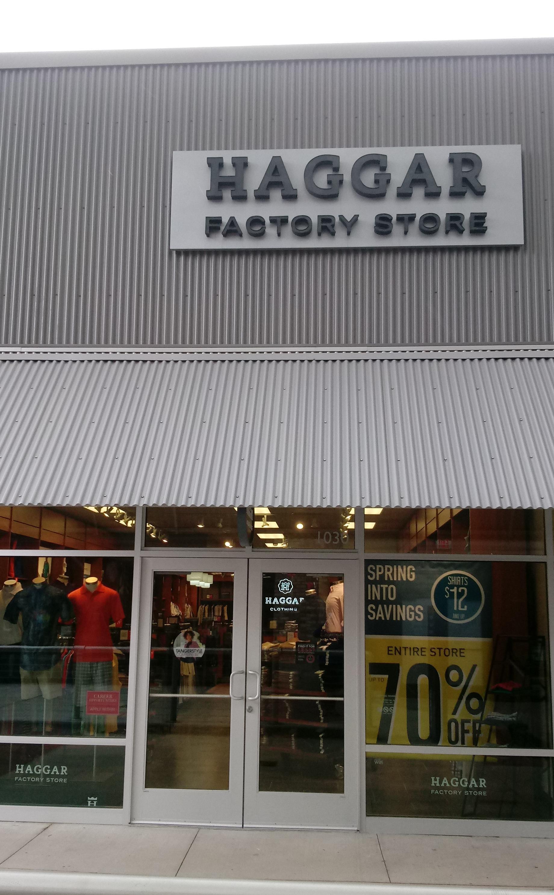 Haggar Factory Store image 0