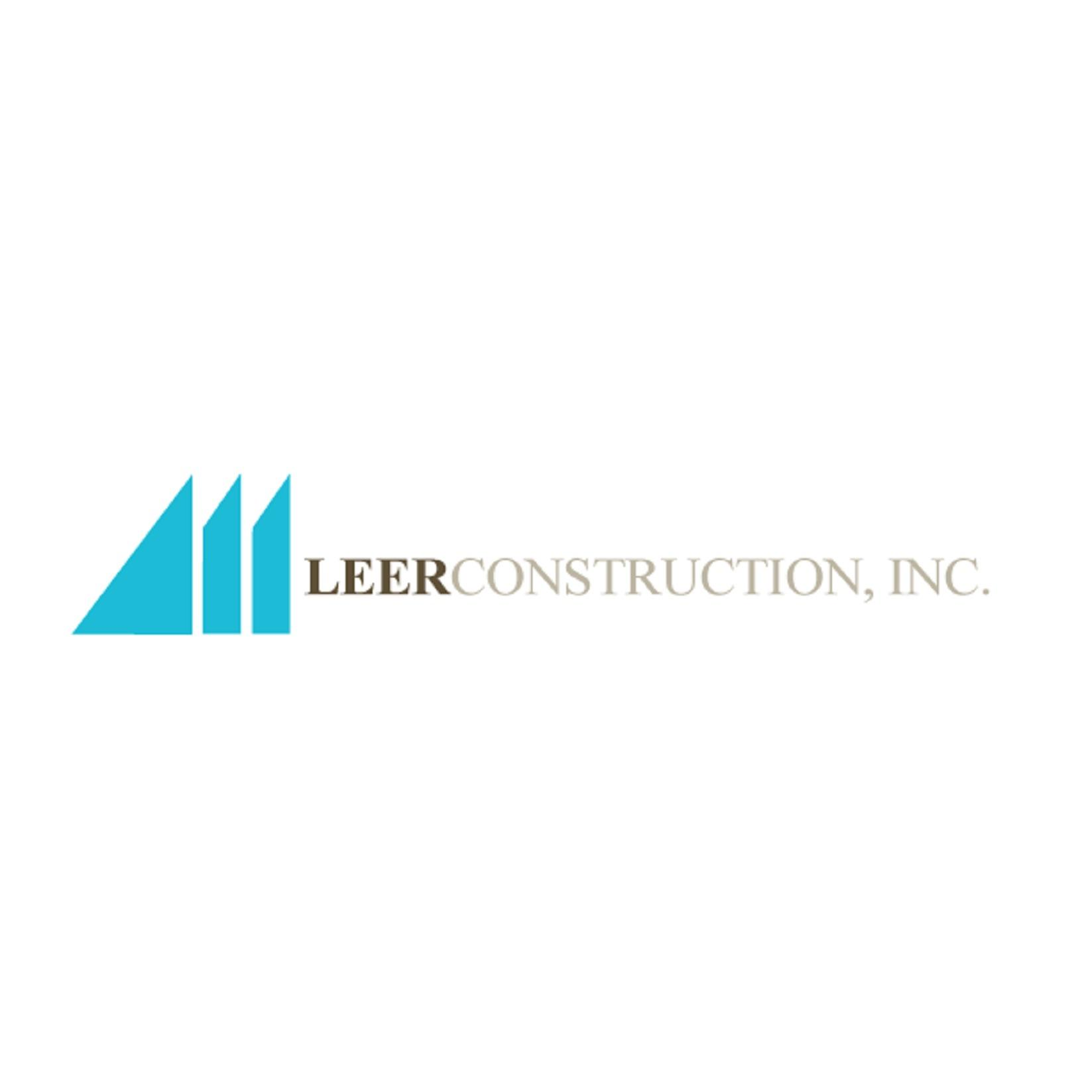 William E. Leer Construction, Inc.