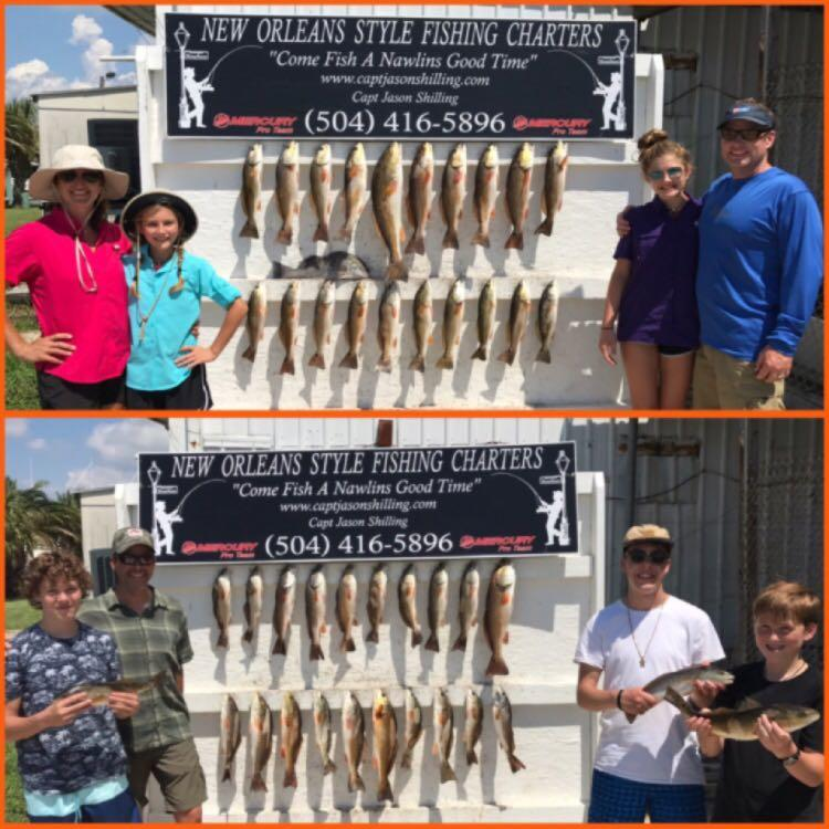 New Orleans Style Fishing Charters LLC image 21