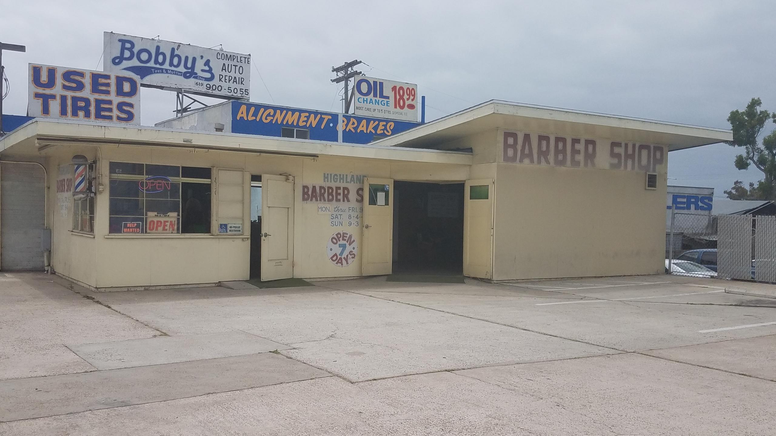 Highland Barbershop image 2