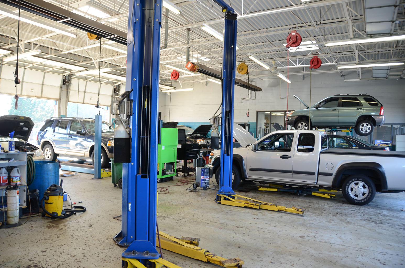 Bartel's Auto Clinic image 1