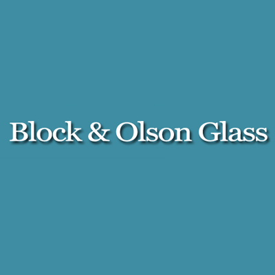 Block and Olson Glass Service Co Inc