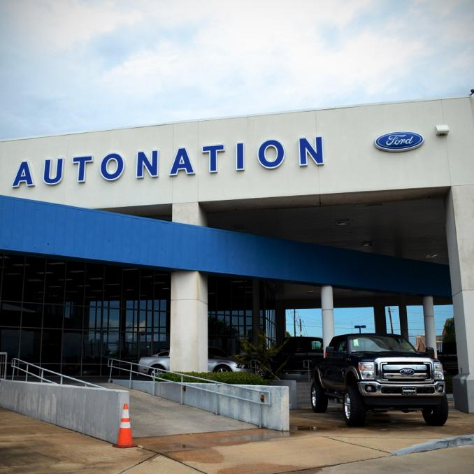 AutoNation Ford Gulf Freeway In Houston, TX 77034