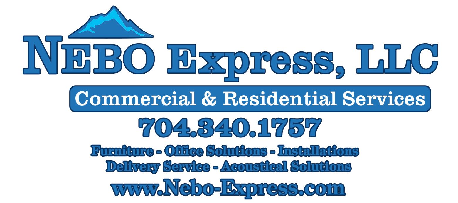 NEBO Express - ad image