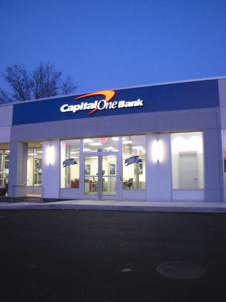 Capital One Bank On Staten Island