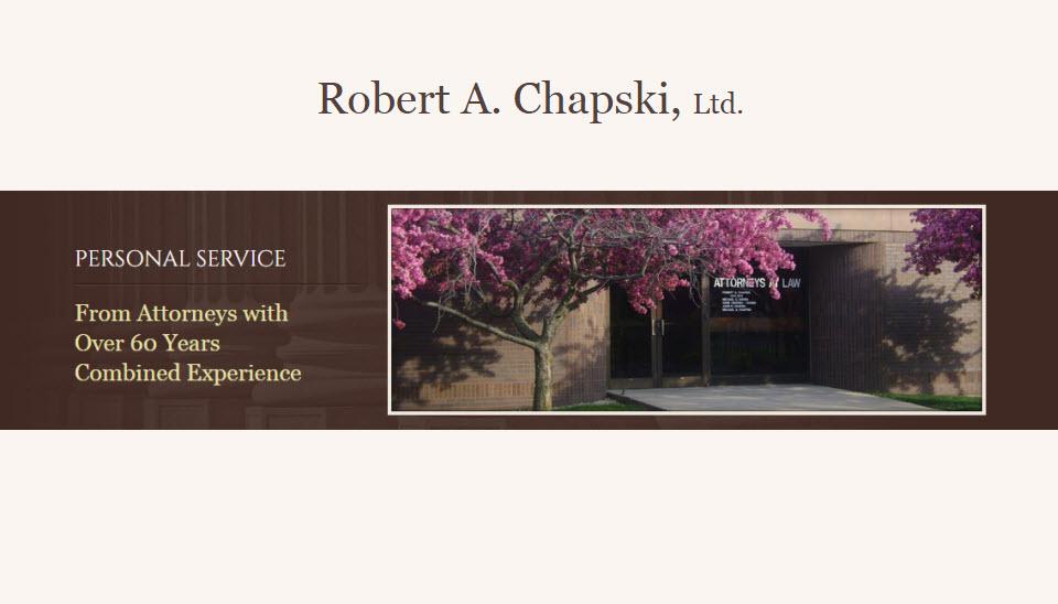 Robert A. Chapski, Ltd. image 0