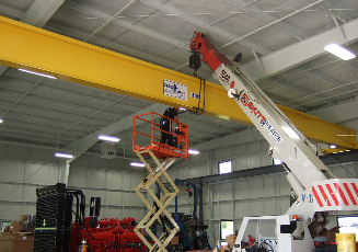 Valley Industrial Crane image 4