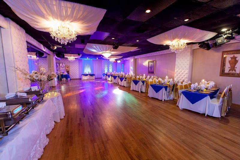 Banquet halls glendale ny party room rentals wedding for Cheap wedding locations nyc