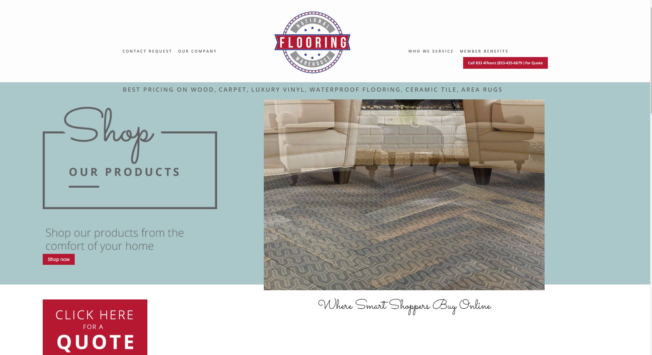 National Flooring Warehouse 6405 WESTGATE RD SUITE 123 RALEIGH, NC ...