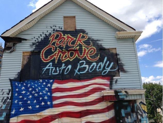 Park Grove Auto Body image 2