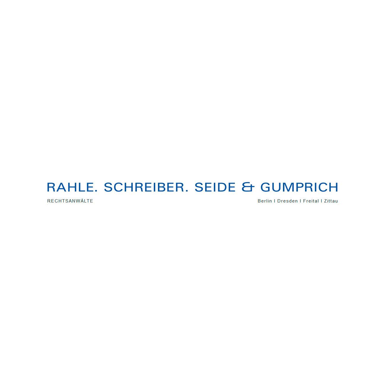 Rechtsanwälte Rahle, Schreiber, Seide & Gumprich